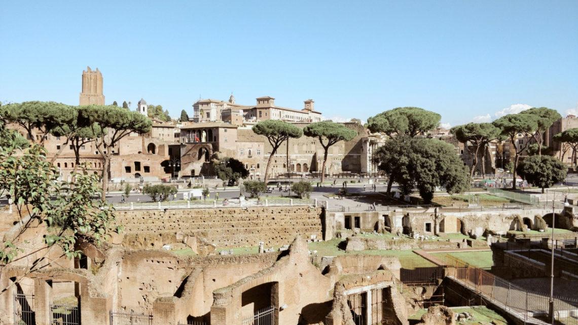 I Romernes fodspor – 5 seværdigheder fra Romertiden du skal se i Rom